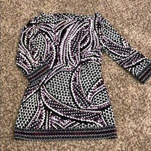 Gorgeous WHBM Tunic XS Excellent Condition
